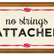 Giving with no strings attached